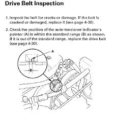 2008 Accord Serpentine Belt Replacement   Honda Accord Forum in addition  further When a drive belt should be replaced in your car in addition How to replace Lexus serpentine belt moreover  also  also How to Replace a Serpentine Belt Tensioner in Under 20 Minutes furthermore  further Timing belt replacement interval VW diesel engines   YouTube as well When does the timing belt need to be replaced likewise . on serpentine belt repment how often