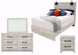 Cambeck Bedroom Set - White