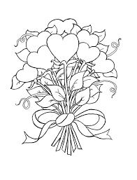 You can print or color them online at getdrawings.com for absolutely free. Roses And Hearts Coloring Pages Best Coloring Pages For Kids