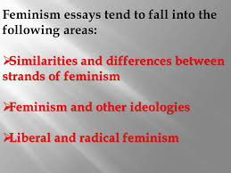 short answer questions iuml short answer questions are marked out 16 feminism essays tend to fall into the following areas iuml131152 similarities and differences between strands of feminism iuml131152 feminism and other ideologies