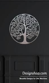 laser cut wall art dxf