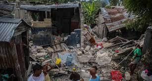Zahl der Erdbebenopfer auf Haiti steigt ...