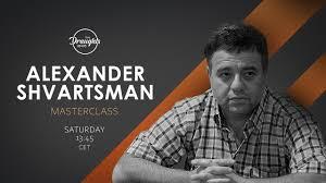 Masterclass - Alexander Shvartsman @lidraughts.org - YouTube