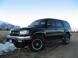 Matthew-Starr 2000 Toyota 4Runner Specs, Photos, Modification Info ...