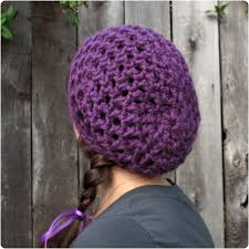 Bulky Yarn Crochet Hat Patterns Unique Waffle Cone Slouchy Hat Free Crochet Pattern