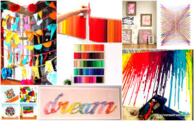 simple spectacular diy wall art projects beautify dma homes 8146 cool ideas