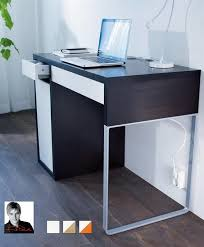 image of ikea micke desk for office