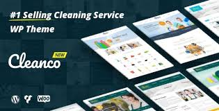 advertising a cleaning business cleanco cleaning service company wordpress theme by detheme