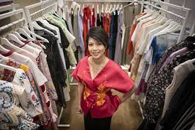 Something By Asian Designer Asian Fashion Labels Championed By Singapore Boutique