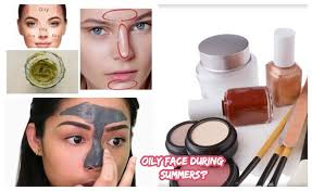 stop makeup from going shiny and greasy