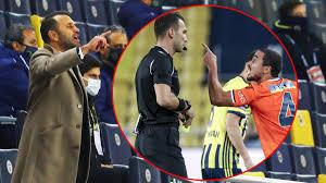 Başakşehir'in tecrübeli futbolcusu mahmut tekdemir, fenerbahçe maçını tamamlayamadı. Fenerbahce Basaksehir Macinda Gerginlik Kirmizi Kartlar Sonrasi Son Dakika Spor Haberleri