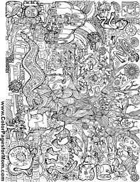South American Art Coloring Page Color Pages For Mom Coloring