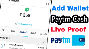 Payment ₹200 Real Daily Youtube Give Latest Paytm October Cash Apps Proof Cash Earn -