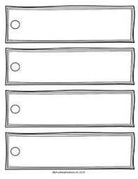 Free Bookmark Templates 45 Best Bookmark Template Images Drawings Graphic Art