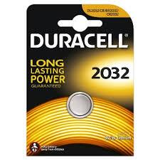 <b>Батарейка литиевая Duracell</b> CR2032 BL1 серый цвет — купить ...