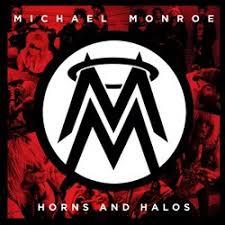 <b>Michael Monroe</b> Reveals '<b>Horns</b> And Halos' Artwork And Track Listing