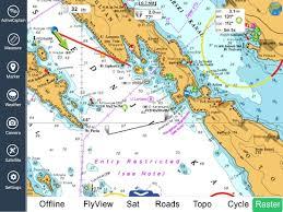 Nautical Charts Croatia Free Croatia Nautical Charts Hd Gps App Price Drops