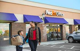 Fedex Office Printing Packing And Shipping Services