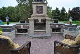 Prefab Outdoor Fireplaces - Landscaping Network