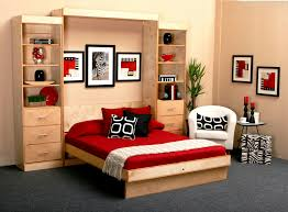 Small Bedroom Murphy Beds bedroom foldable wooden murphy bed with