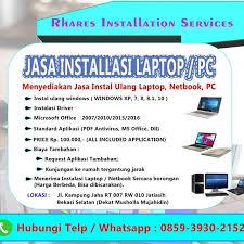 Akan labih baik jika pc atau laptop anda di instal ulang sendiri. Installasilaptop Instagram Posts Photos And Videos Picuki Com