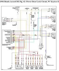 honda accord dash wiring schematic diy wiring diagrams