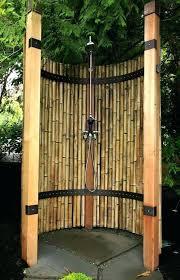 outdoor shower ideas outdoor shower ideas for beach house