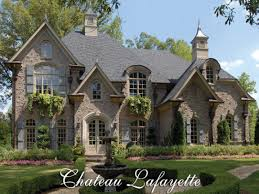 Small French Chateau French Country Chateau House Plans  old world