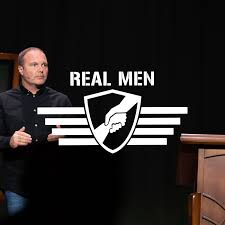 Pastor Mark: Real Men