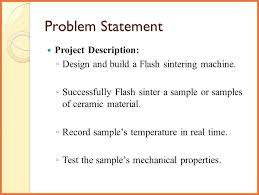 Problem Statement Examples Slide 5 Writing A Bid Proposal Example ...