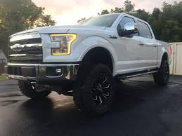 ford raptor 2015 lifted. 2015 ford f150 fx4 lariat lifted truck custom upgrades raptor s