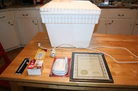 how to make a homemade egg incubator