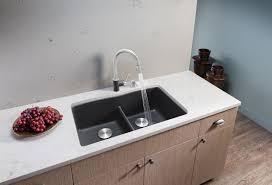 Diamond Silgranit 32 L X 19 W Double Basin Undermount Kitchen Sink