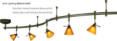 track lighting replacement. Monorail Track Lighting Brushed Nickel Four Light Replacement