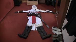 Assassins Creed Costume Pattern Magnificent Altaïr Costume Full Costume YouTube