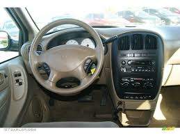2001 Dodge Grand Caravan Sport Sandstone Dashboard Photo #52048976 ...
