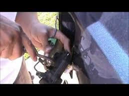 ford f250 power door lock actuator removal and repair