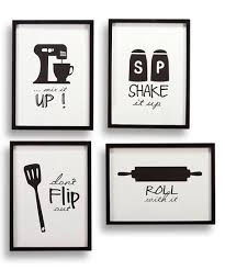 assorted mix it up kitchen wall plaque