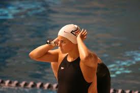 Lesbian stories swim team