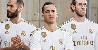 We real madrid hd team do our best to cover all real madrid matches, news, goals, interviews, news pictures, clips and entertainment photos. Real Madrid 19 20 Home Kit Released Footy Headlines