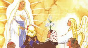 """Résultat de recherche d'images pour """"Prière de Consécration au Cœur Admirable de Marie"""""""