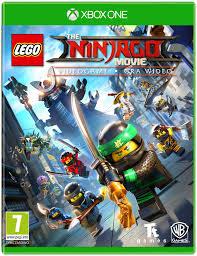 Lego Ninjago Movie Gra wideo (Xbox One) - Cenega | Zabawki | Gry