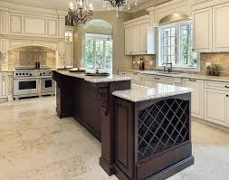 size kitchen upscale island