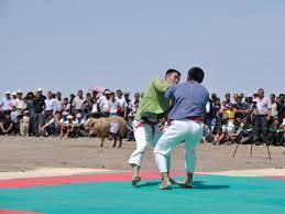 Народные состязания в Узбекистане кураш Кураш национальная борьба в Узбекистане
