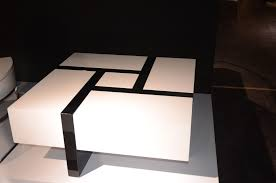 Cheap Modern Coffee Tables White