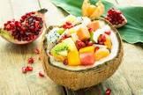 caribbean fruit dessert