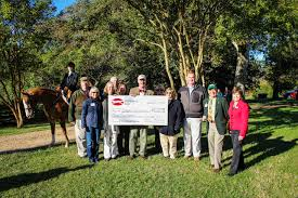 Dream Catchers Therapeutic Riding Center Gorgeous Middleburg Bank Supports Dream Catchers With Foxhunting Event