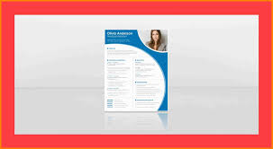 Open Office Template Resume Free Modern Templates For Word Cv