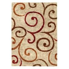 better homes and gardens area rugs. Modren Homes Better Homes U0026 Gardens Swirls Soft Shag Indoor Area Rug On And Rugs E