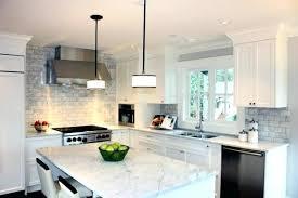 modern white kitchen island. Modern White Kitchen Plan Decor In Meryland Island .